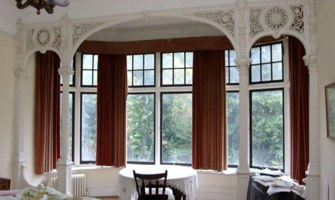 Old World Gothic Victorian Interior Design