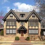 Old World Style Tudor Revival House