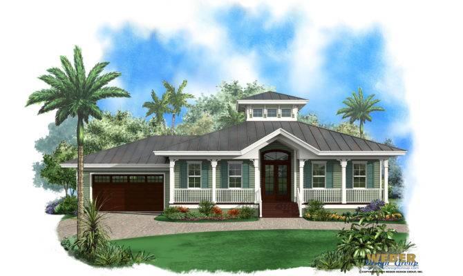 Olde Florida Home Plans Custom Old Cracker