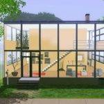Omg Love House Like Those Glass Cube