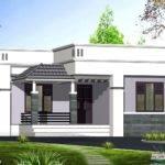 One Floor House Design Feet Kerala Home