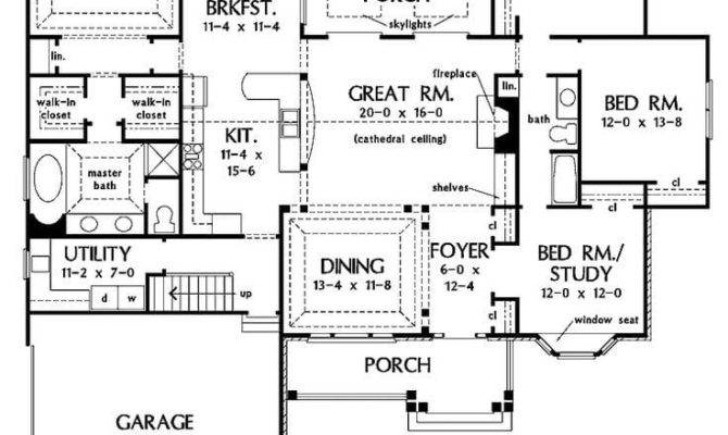 One Floor House Plans Basement Fresh Best Story