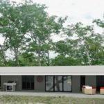 One Nice Bedroom House Plan Media Room Plans Skillion Roof