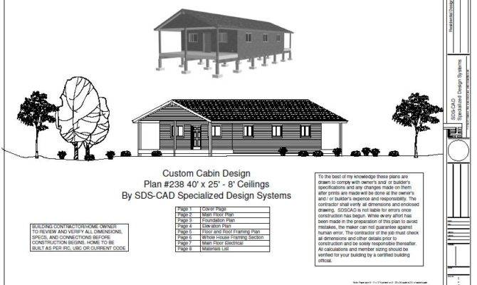 One Room Cabin Plans House Plan Reviews