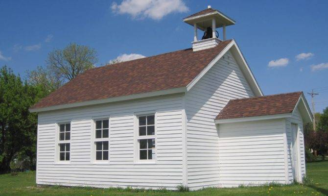 One Room School House West Liberty Heritage Foundation