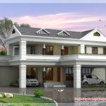 One Storey House Rooftop Home Design