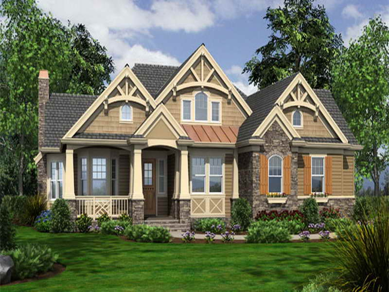 One Story Craftsman Home Plans Style House Home Plans Blueprints 42867,Modern Cool House Plans Minecraft