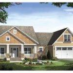 One Story Craftsman Style House Plans