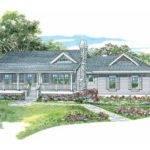 One Story Farmhouse Plans Confirm Plan