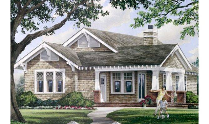 One Story House Plans Single
