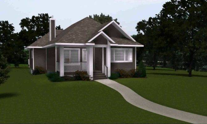 One Story House Plans Without Garage Youtube