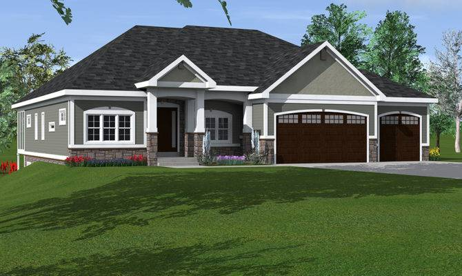 One Story Midwest Homes Inc