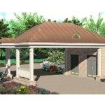 Open Carport Plans Car Garage Interiors Design Ideas Pin