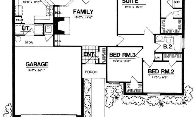 Open Concept Design Architectural Designs