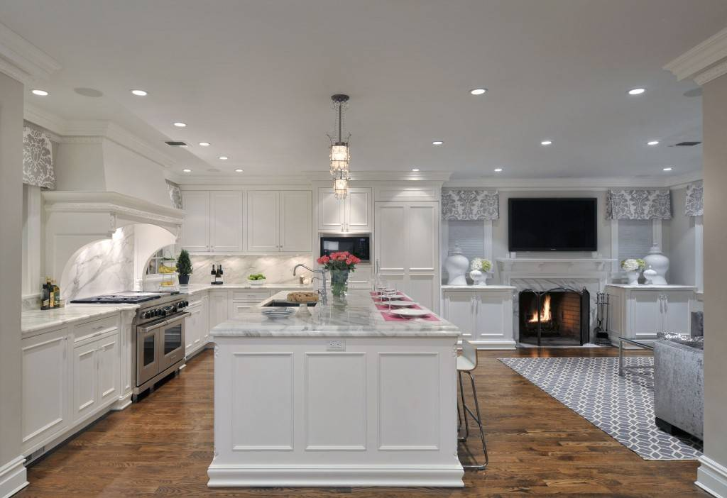 Open Concept Kitchen Beautiful Beneficial