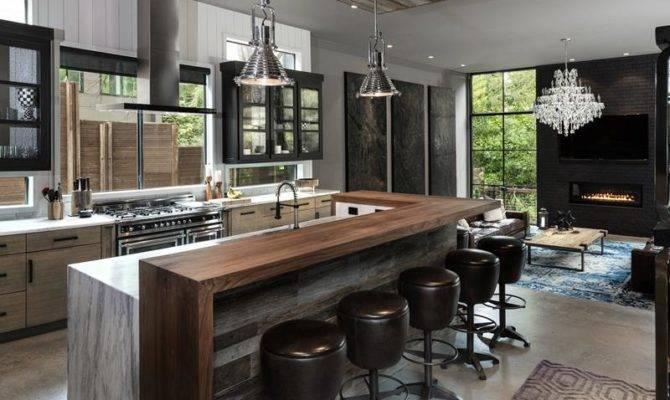 Open Concept Kitchen Designs