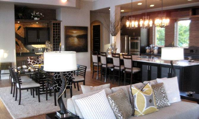 Open Concept Kitchen Living Room Better Decorating Bible Blog Interior