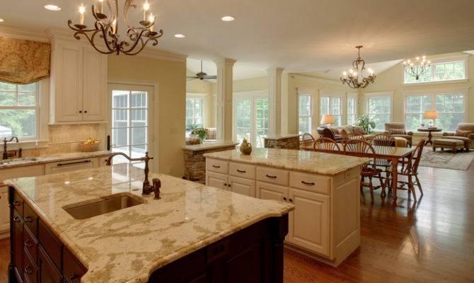 Open Concept Kitchen Living Room Designs Decor Ideasdecor Ideas