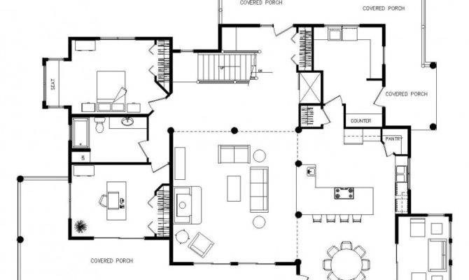 Open Concept Office Floor Plans Euglena Biz