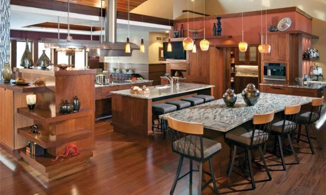 Open Contemporary Kitchen Design Ideas Idesignarch Interior