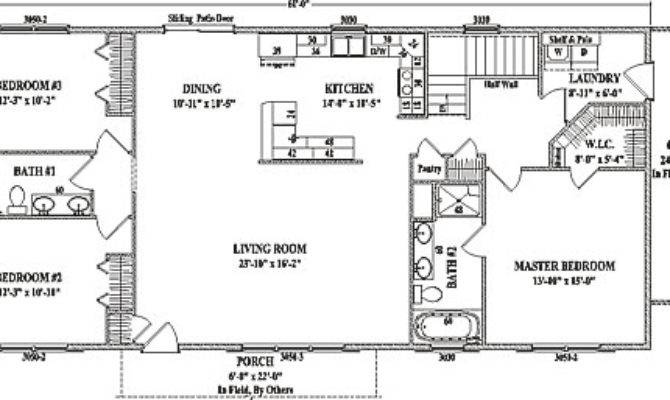 Open Floor Plans Ranch Style Homes Home Plans Blueprints 149943,House Floor Plans Ranch Style