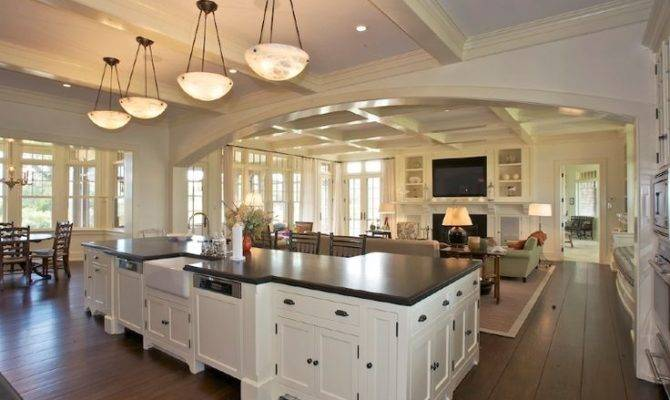 Open Kitchen Living Would Change Few Small Things But Overall Love
