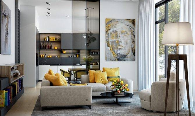 Open Living Room Designs Idea Design Trends