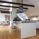 Open Loft Floor Plan Design