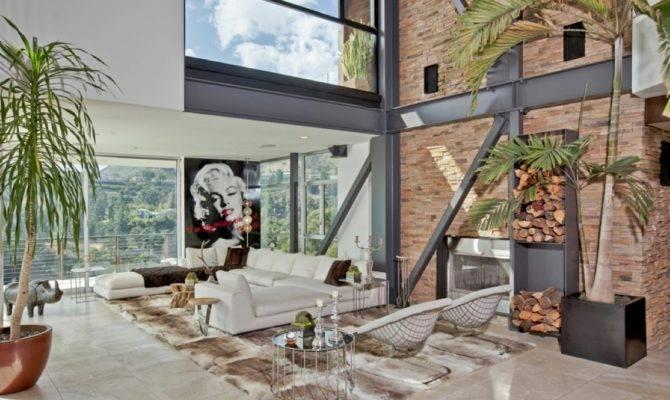 Open Plan Living Room Interior Design Ideas
