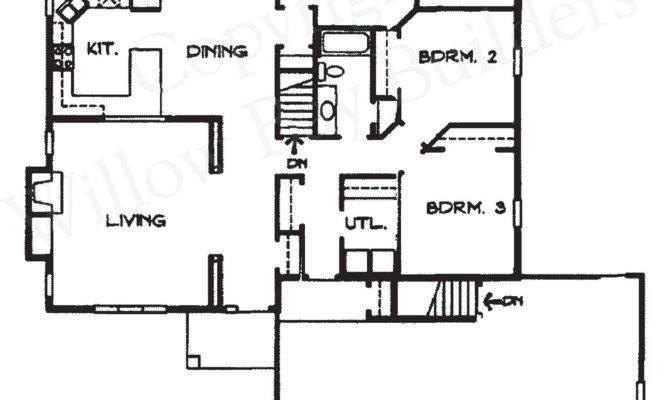 Open Split Floor Plans Home Outdoor