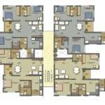 Orchids Kovai Apartments Floor Plans