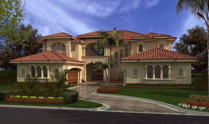 Ortega Point Luxury Home Plan House Plans More