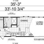Osmond Floor Plan Park Model Homes Nebraska Iowa
