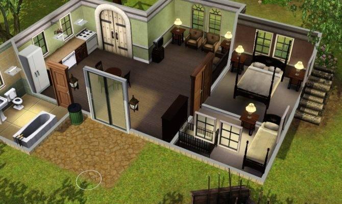 Other His Home Has Bedrooms Bathroom Open Floor Plan
