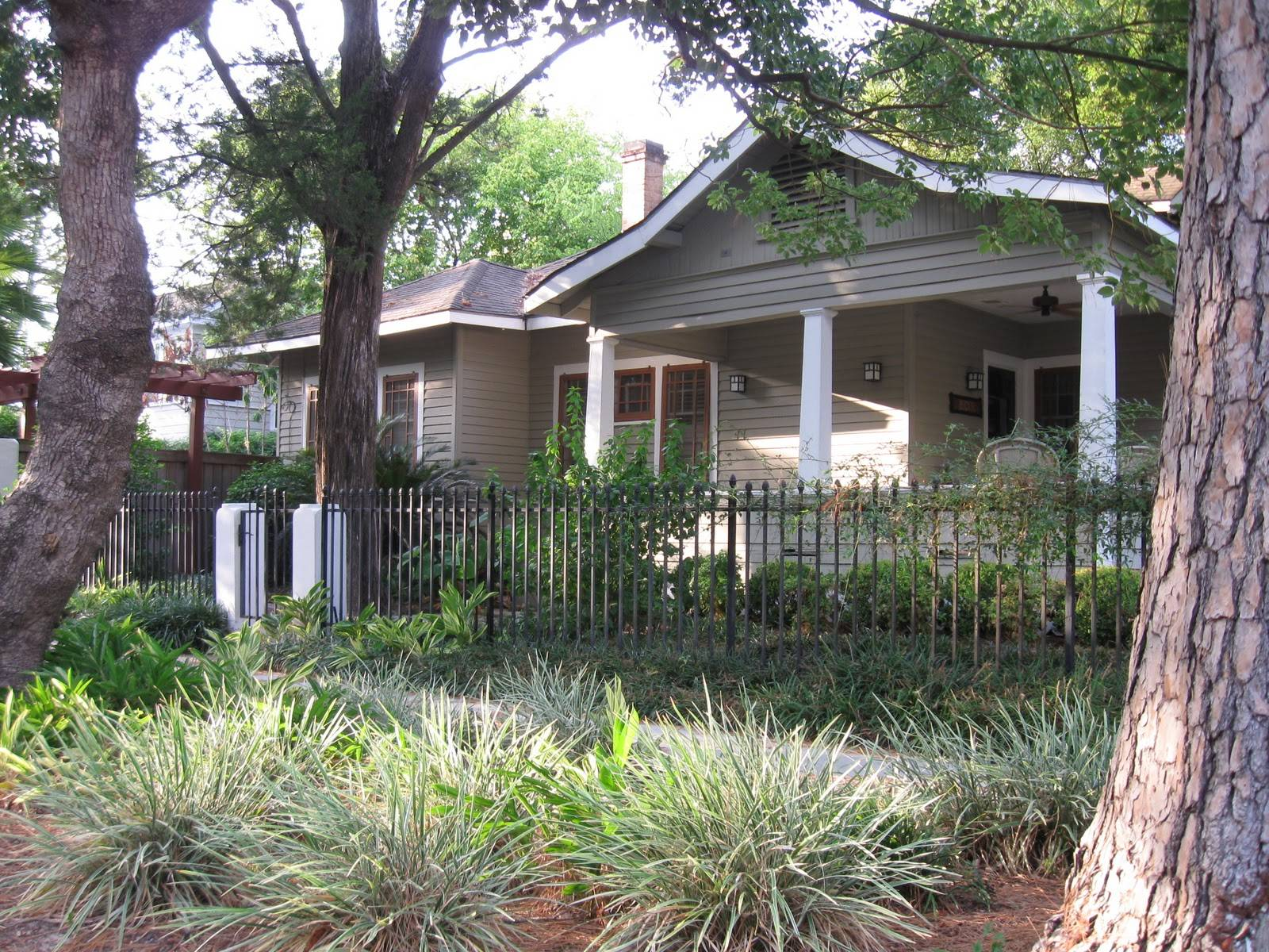 Other Houston Craftsman Style Bungalow