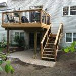 Ottawa Hoyle Contracting Second Story Deck