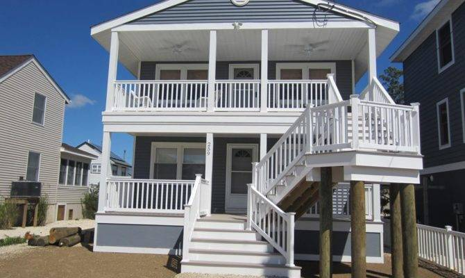 Our Charming Shore House Second Floor Apartment Surf City