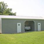 Our Custom Garages Available Many Different Sizes Fit Your