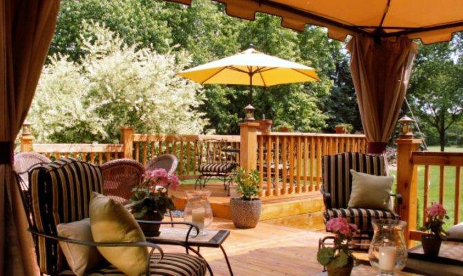Our Favorite Outdoor Spaces Hgtv Fans