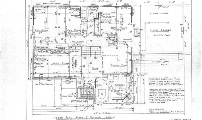 Our Mid Century Split Level House Plans Rynkus Hill