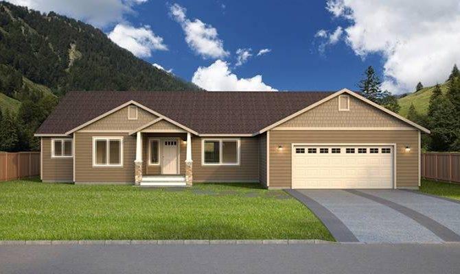Our Rambler Floor Plans Build Your Lot True Built Home