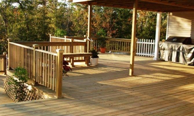 Outdoor Deck Ideas