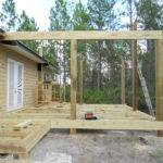 Outdoor Deck Project Constructed Lanni Construction Inc