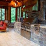 Outdoor Kitchen Design Grill Stations Mclean