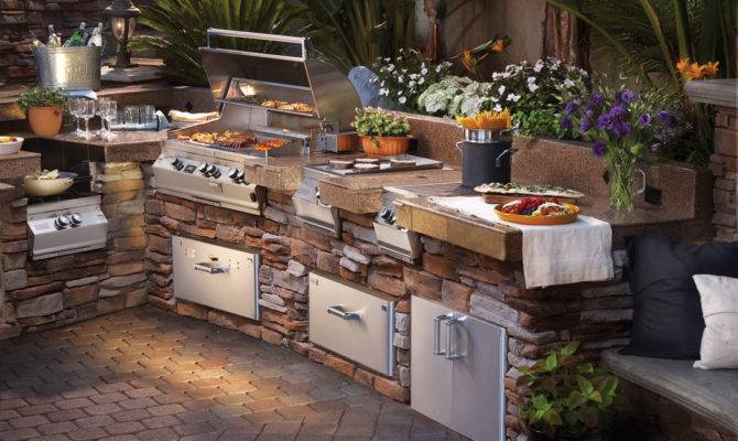 Outdoor Kitchen Design Ideas Home Garden Architecture Blog