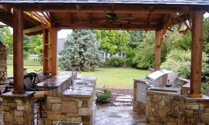 Outdoor Kitchen Designs Ideas Best