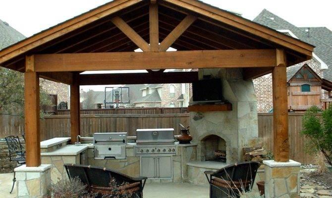 Outdoor Kitchen Ideas Right Traba Homes