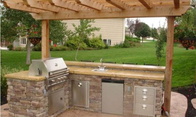 Outdoor Kitchen Layout Plans Real Estate Colorado