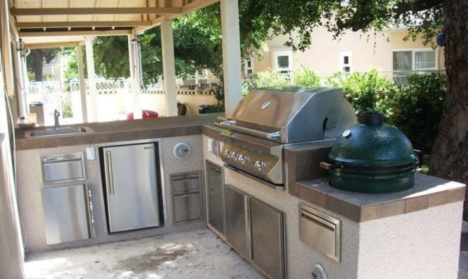 Outdoor Kitchen Plans Kalamazoo Gourmet Dream