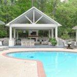 Outdoor Kitchen Pool House Project Reveal